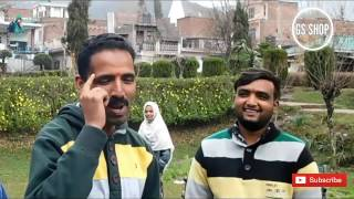 Poonch On Common Sense Part 2 || Best Funny Prank || Jammu || Prank In India
