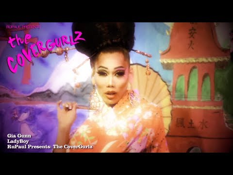 RuPaul Presents: The CoverGurlz - Gia Gunn