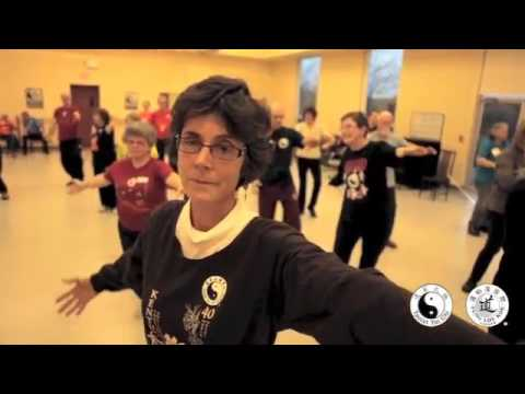 How Taoist Tai Chi® arts improved eyesight and flexibility of a fused spine.