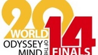 Odyssey of the Mind WF 2014 intro video