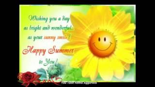 Happy summerwelcome summer season wishesgreetingsquotessms happy summerwelcome summer season wishesgreetingsquotes m4hsunfo