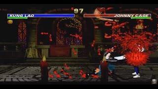 Mortal Kombat Trilogy X - Supreme Demonstration