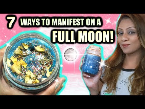 7-ways-to-manifest-on-a-full-moon!