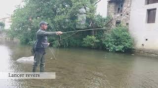 Stage de pêche saison 2018 - Romain Quiles guide de pêche