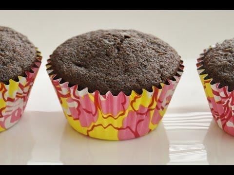 Chocolate Chip Muffins Recipe: How To Make: Double Chocolate Muffins:Di Kometa-Dishin' With Di #50