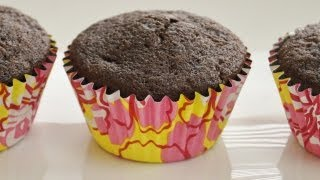 Chocolate Chip Muffins Recipe: How To Make: Double Chocolate Muffins:di Kometa-dishin' With Di #50