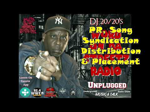 Word On Da Streetz Radio Unplugged