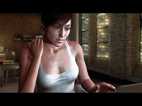 Heavy Rain PS4 Trailer (2016)
