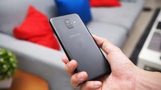 Fitur-fitur andalan Samsung Galaxy A6. Bikin pengen beli?