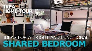 Shared Bedroom Ideas - IKEA Home Tour (Episode 306) thumbnail