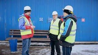 Видеоинструктаж по охране труда на заводе по производству металлоконструкций(, 2016-03-24T09:53:16.000Z)