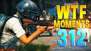 PUBG Daily Funny WTF Moments Highlights Ep 312