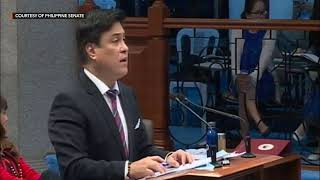 Sen Ping Lacson's Privilege Speech on Philhealth Claims