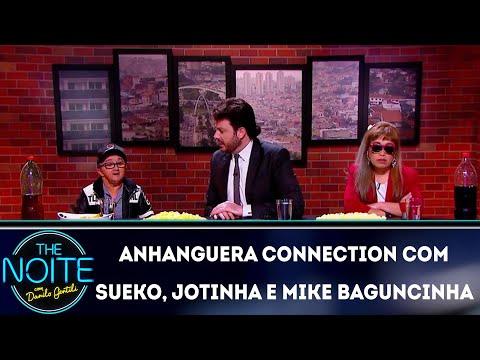 Anhanguera Connection com Sueko, Jotinha do WhatsApp e Mike Baguncinha | The Noite (29/10/18)