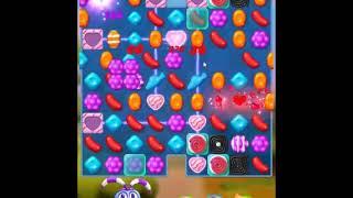 Candy Crush Friends Saga Level 605 - NO BOOSTERS 👩👧👦   SKILLGAMING ✔️