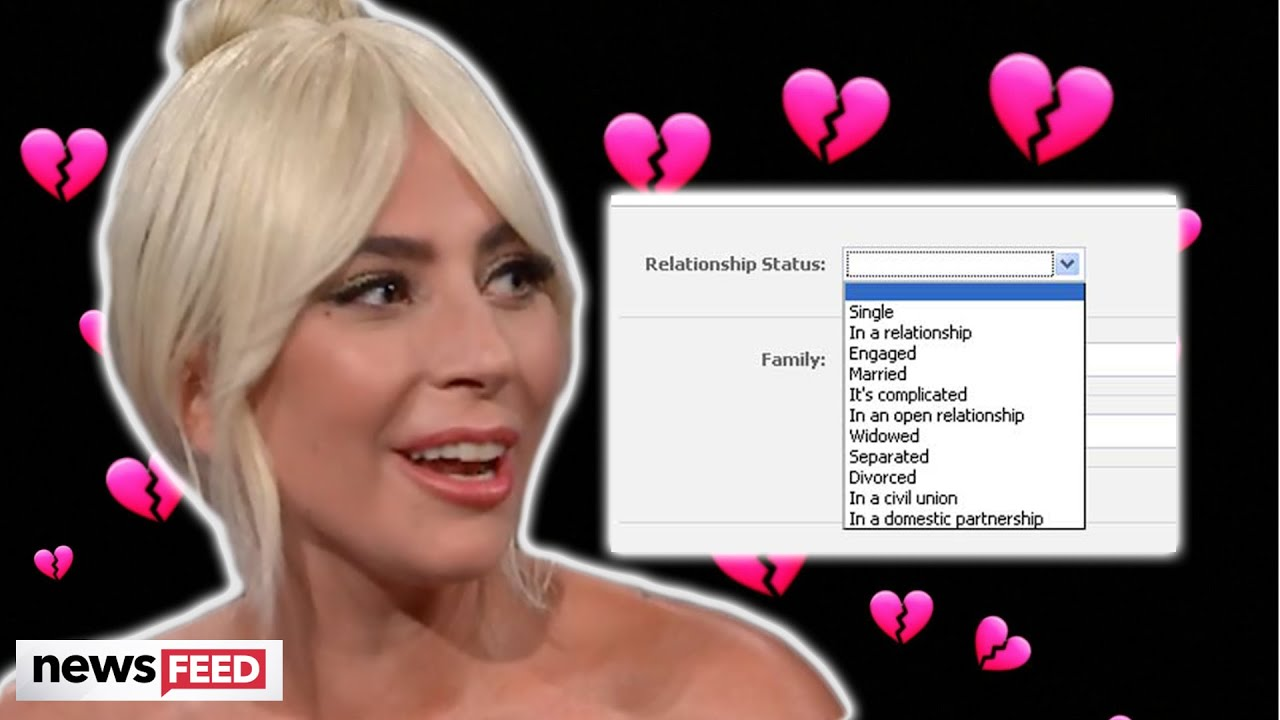 Lady Gaga hated being Single