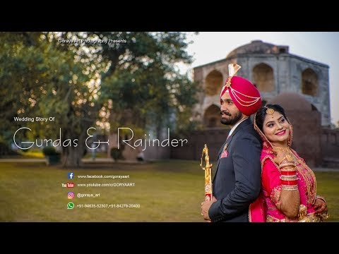 Latest sikh wedding highlight 2018 (GURDAS & RAJINDER)