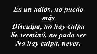 """Letra en español de """"Ni Freud Ni Tu Mama""""- Belinda."""