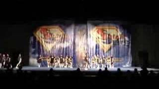 Louisville COED cheer 06