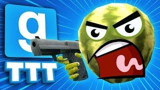 I'M A MELON... FIGHT ME!! | Gmod TTT