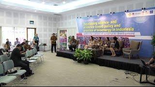 Bioenergy in Indonesia: An international workshop at CIFOR