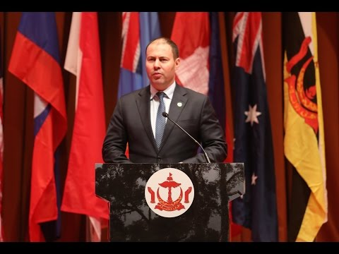 Paris Agreement, markets and the private sector: Min. Josh Frydenberg at APRS