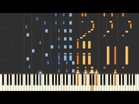 [Piano Four Hands] We Are! (One Piece) [Synthesia tutorial]