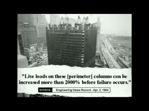 9/11 - Just How Robust Were The WTC Twin Towers?