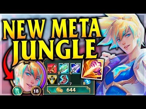 PRETTY GIRL EZ JUNGLE!? NEW META CRAZY DAMAGE! Star Guardian Ezreal Jungle - League of Legends