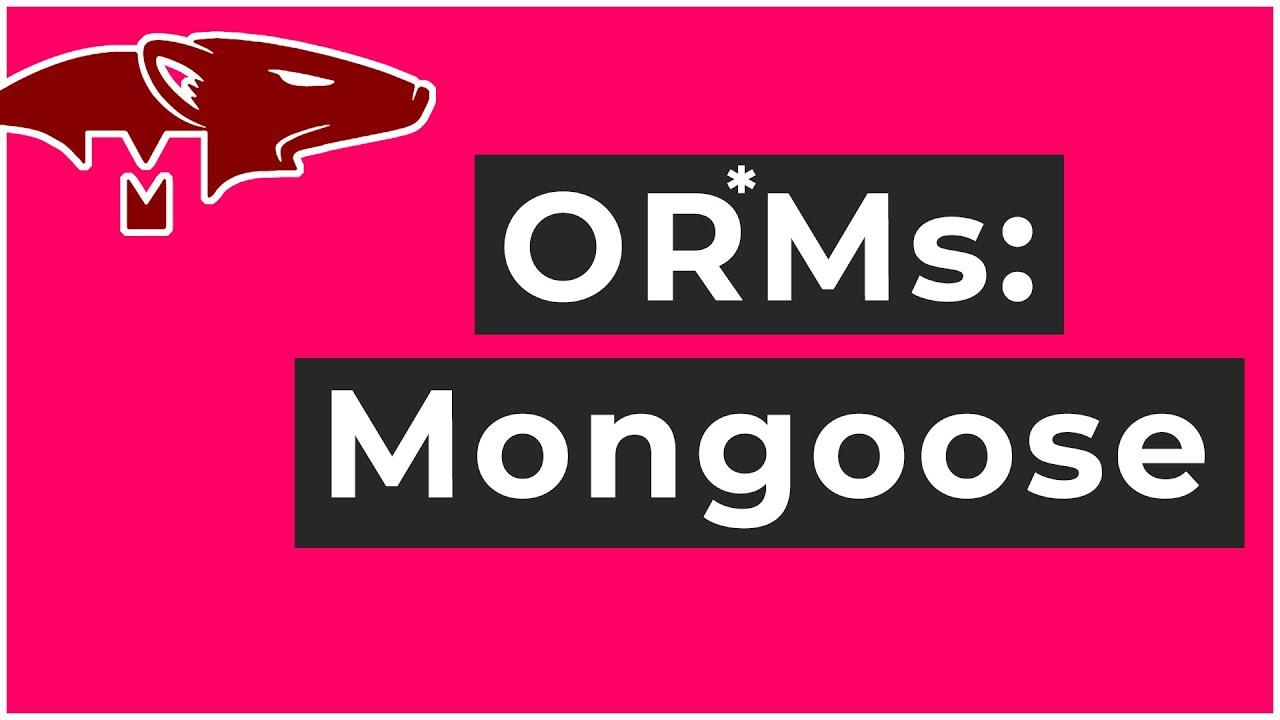 Mongoose Beginner Tutorial (Simple but Powerful ODM)