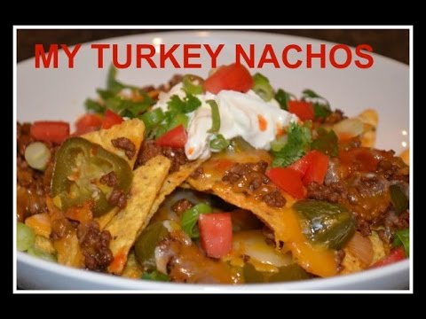 Quick and easy Nachos (Turkey)