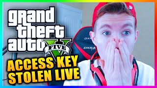 MrBossFTW GTA 5 Steam Key STOLEN LIVE - Explained! What Happened, Backstory & MORE! (GTA V PC)