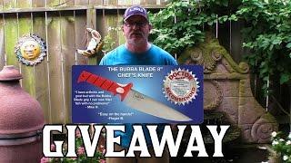 Bubba Blade Appreciation Giveaway -  Thanks Y'all!!!