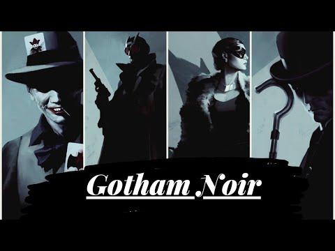 Gotham Noir Radio (Noir jazz, Dark jazz, Dark ambient)