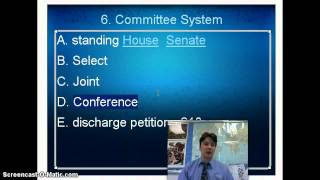 Congress: Committee System