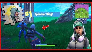 FORTNITE NOUVELLE PEAU AVEC 1. I'VE BEEN ET WE'VE DONE 17 KILL AT DUO MACIN (fr) Fortnite Bataille Royale