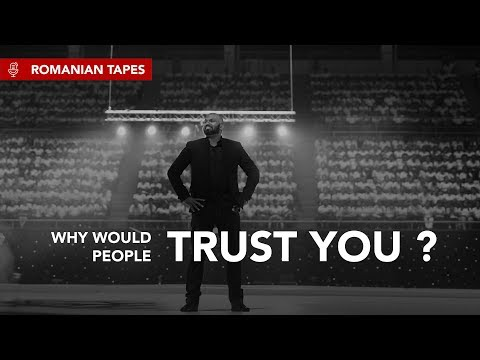 Why Would People Trust You?  - Dananjaya Hettiarachchi | Romanian Tapes