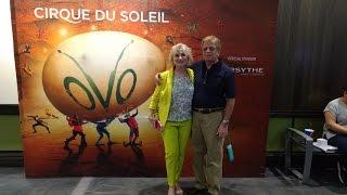 видео Ги Лалиберте : основатель CIRQUE DU SOLEIL. | Cirque du Soleil | Цирк дю Солей | ВКонтакте