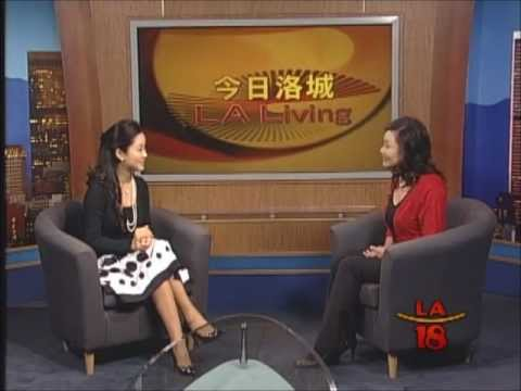 Anna Wang talks Real Estate and Stress on LA Living LA18 (in Chinese).wmv