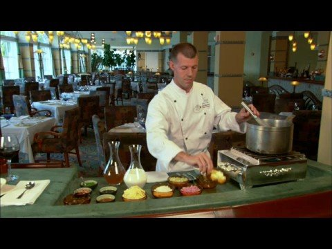 How To Make Cheddar Cheese Soup from Disney's EPCOT