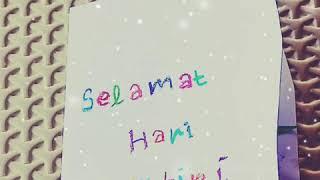Diy 3d Greetings Pop-up Cards : Edisi Hari Kartini