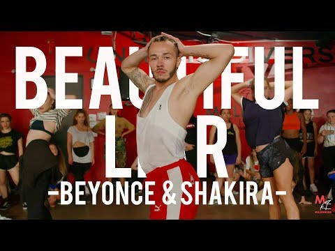 Beyonce, Shakira  Beautiful Liar  Hamilton Evans Choreography