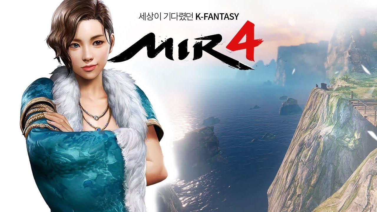 Mir4 (KR) - AI-enhanced trade system trailer