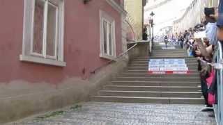 Pražské schody 2013