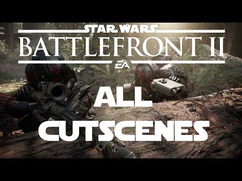Star Wars Battlefront II Campaign All Cut Scenes So Far