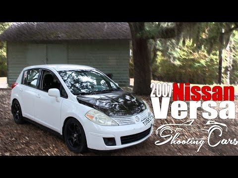 Johnathan's Nissan Versa! The Sentra Swapped Hot Hatch!