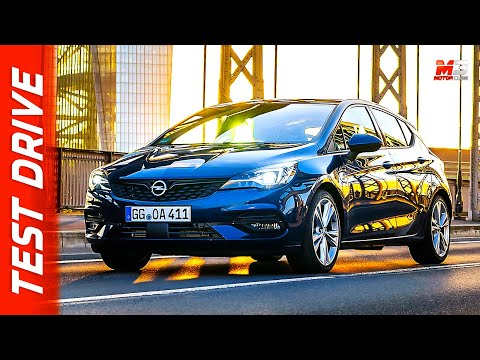 NEW OPEL ASTRA 2020 - FIRST TEST DRIVE