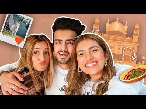 Our Amritsar Vlog