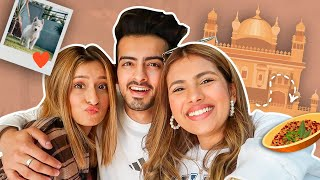 Our Amritsar Vlog *the most chilled out trip we've had* | Aashna Hegde