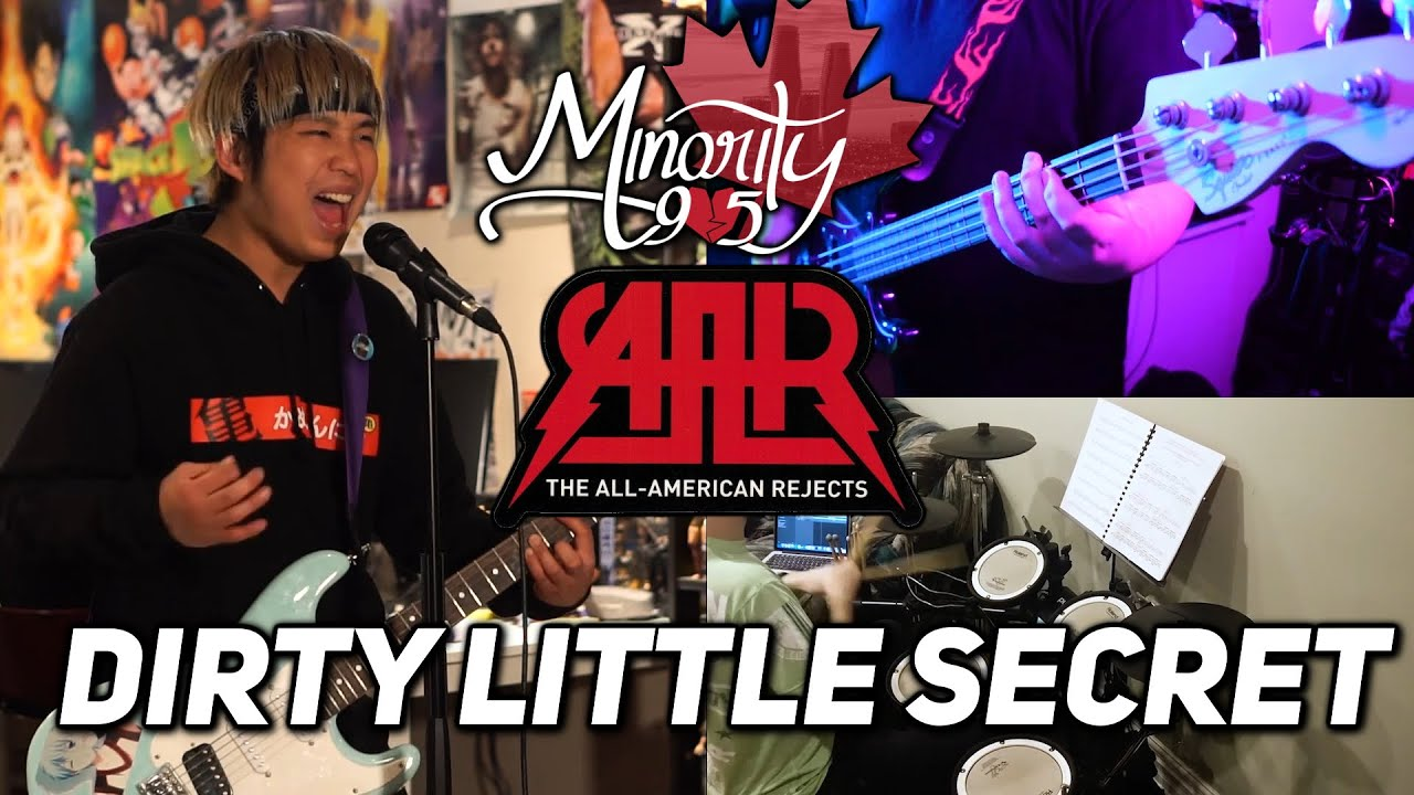 The All-American Rejects - Dirty Little Secret (Minority 905 Cover)